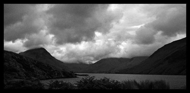 Towards Wasdale - the day after