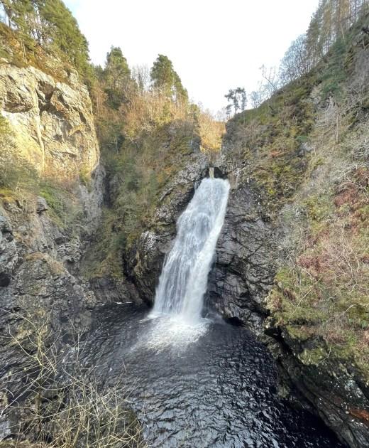 Falls of Foyers Loch Ness