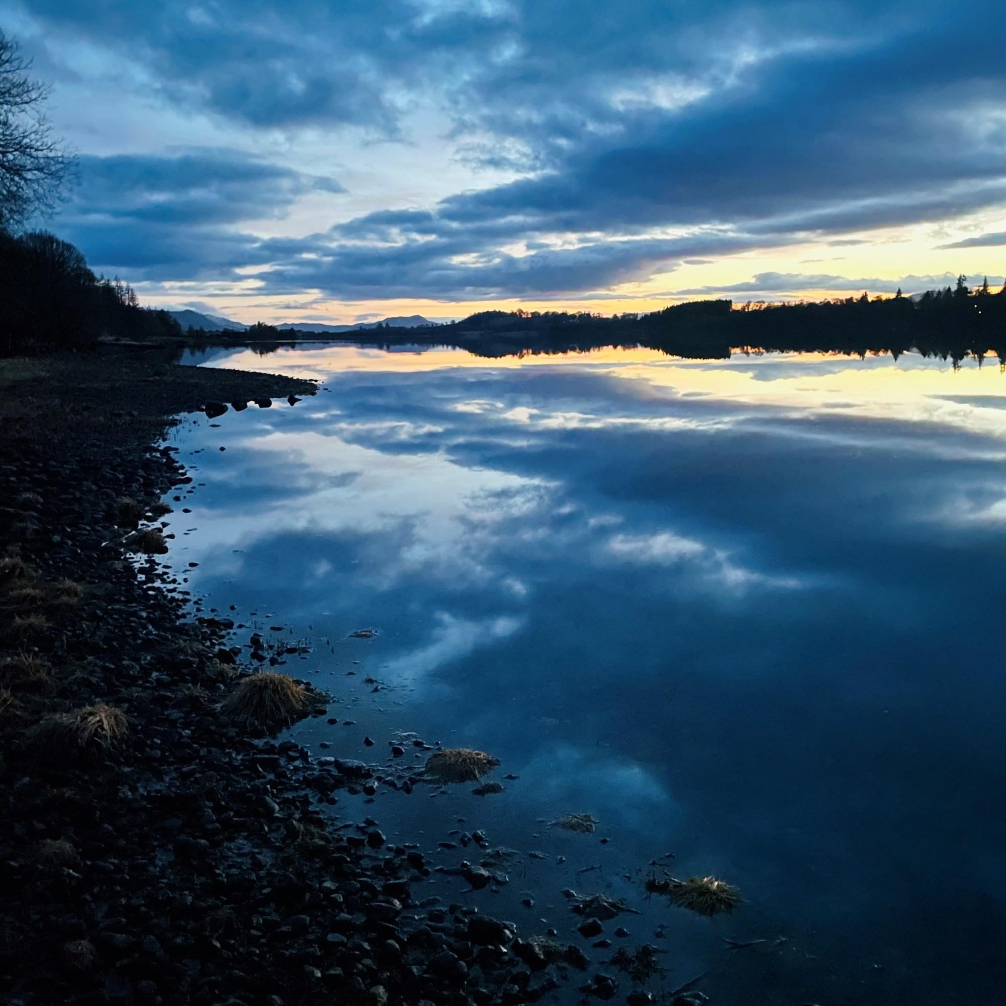 Loch Mhor 7 Loch trail
