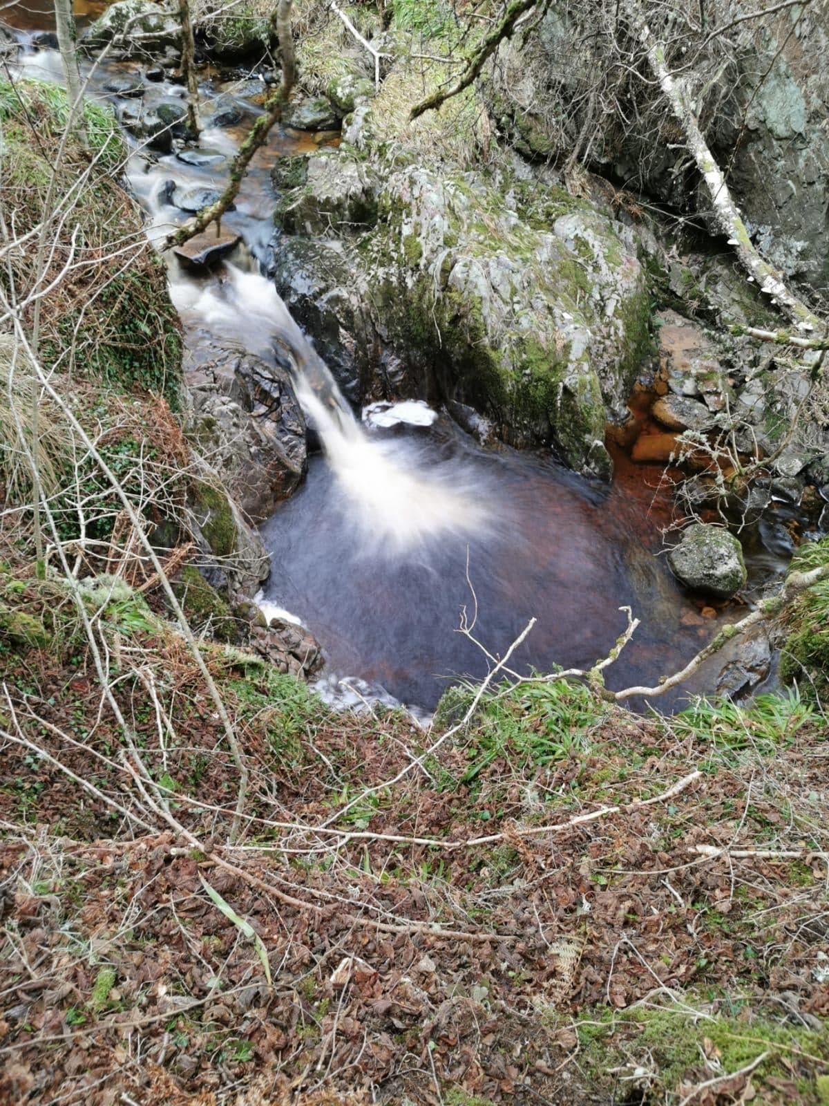 Waterfall Pool Clava Cairns