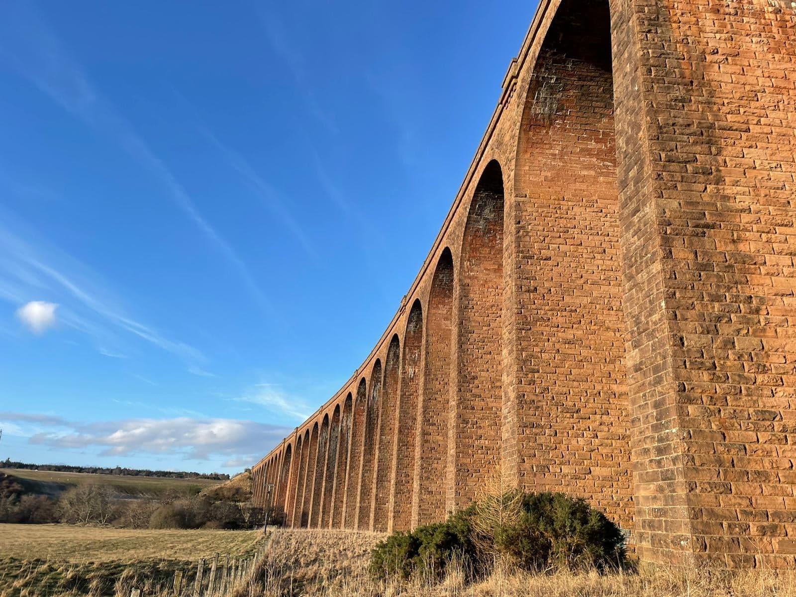 Culloden Viaduct Highlands
