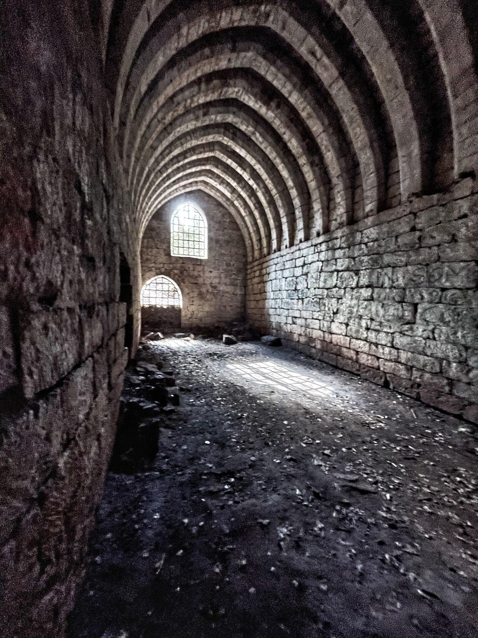 Goblin Ha Yester Castle