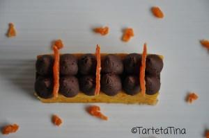 zucca croccantino al cioccolato