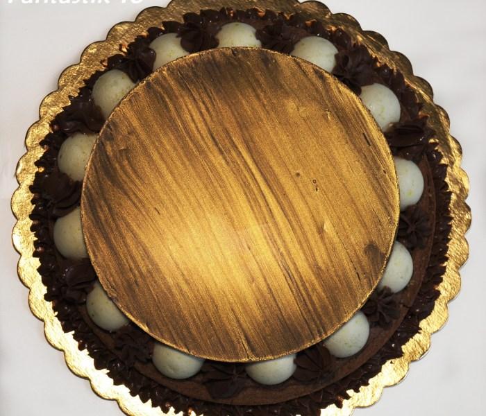 Fantastik 18 al cioccolato e pistacchio