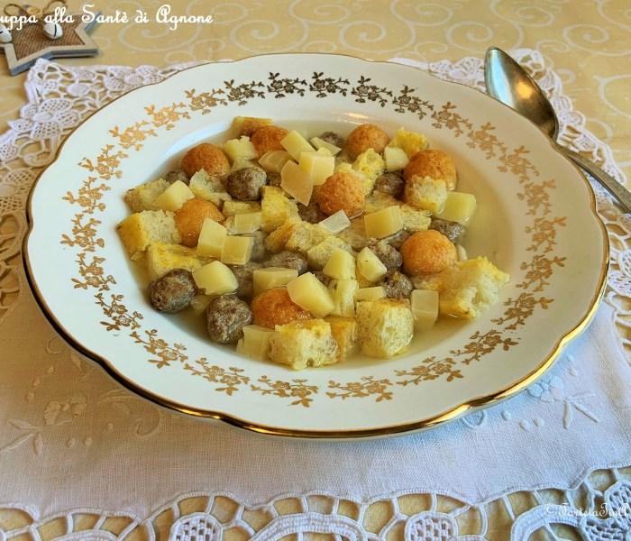 La zuppa alla Santè di Agnone, ricetta del Natale molisano