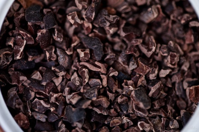 Chocolate crudo