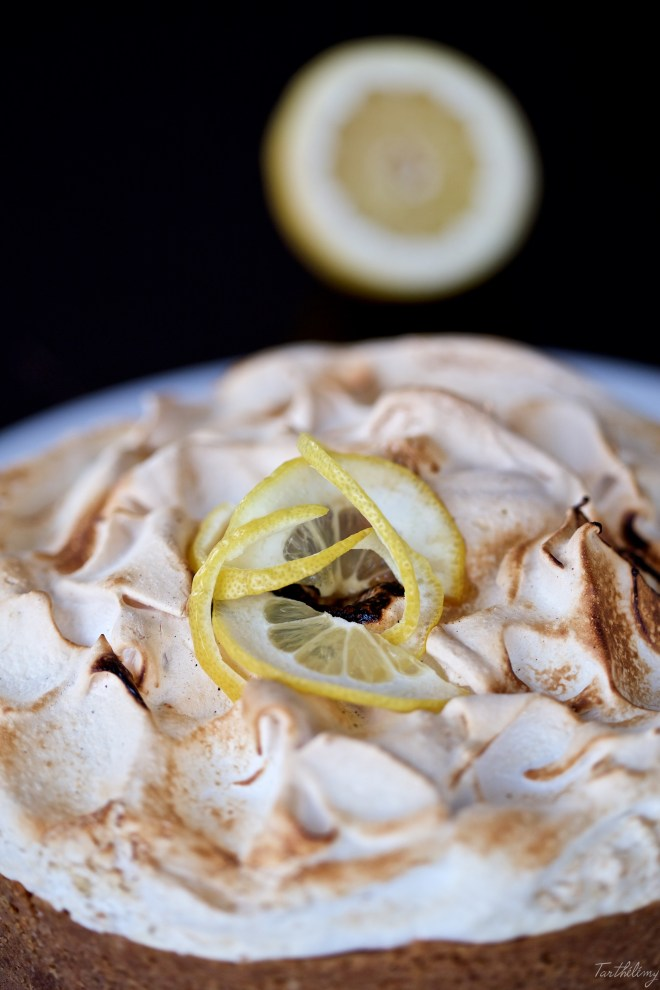 Tarta de limón perfecta