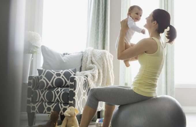 خلطات لعلاج انتفاخ البطن بعد الولادة