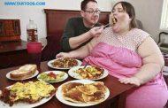 الافراط في الطعام، وليس قلة الحركة، هو السبب الرئيسي للبدانة