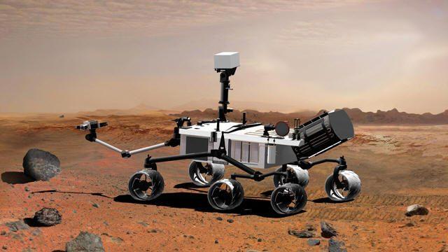 """علماء """"ناسا"""" يبحثون القيام برحلة فضائية جديدة إلى المريخ لإنهاء مهمة """"كيوريوسيتي"""""""