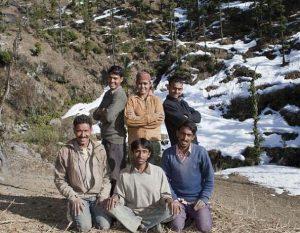 شابة هندية متزوجة من 5 رجال أشقاء