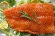أسماك السلمون والتونة تحمي من أمراض القلب