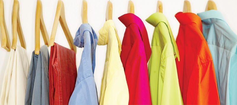 اختيارك لألوان ملابسك .. يدل على شخصيتك