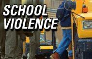 سلوك العنف في المدرسة