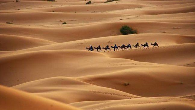 التغير المناخي يترك بصمته على مستوى الرطوبة في الصحراء الكبرى