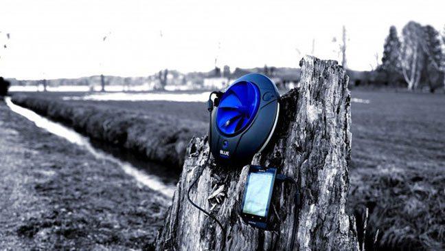 اطلاق مشروع اصغر محطة كهرمائية لشحن الأجهزة الالكترونية