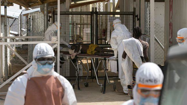 """الولايات المتحدة…وضع اربعة أشخاص في الحجر الصحي بسبب """"إيبولا"""""""