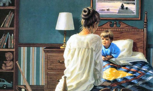 كيف تجعلين انفصالك عن زوجك أسهل على طفلك؟
