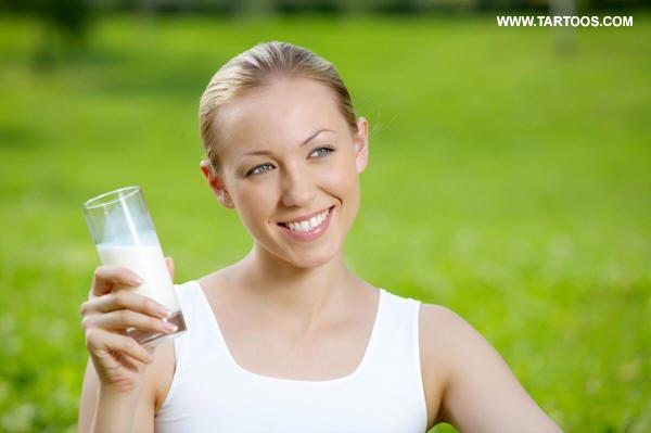 الحليب يوفّر فوائد فريدة لفيتامين E