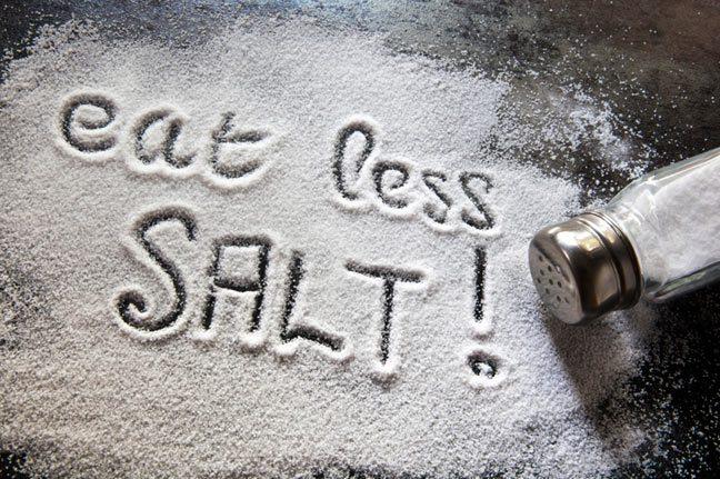 ما هو تأثير الملح على صحة الدماغ؟