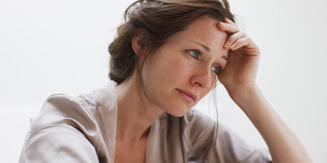 الكآبة تسبب أمراضا جسدية