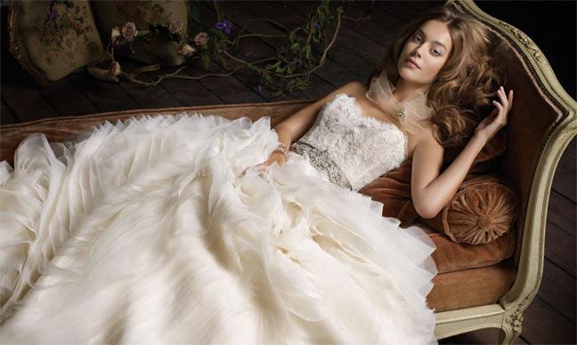 إجراءات تجميلية لبشرة العروس