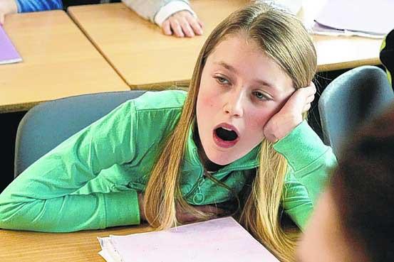 اضطراب النوم يمكن أن يعيق ذاكرة طفلك