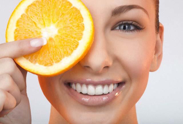 انعشي بشرتكِ باليوسفي والليمون والبرتقال