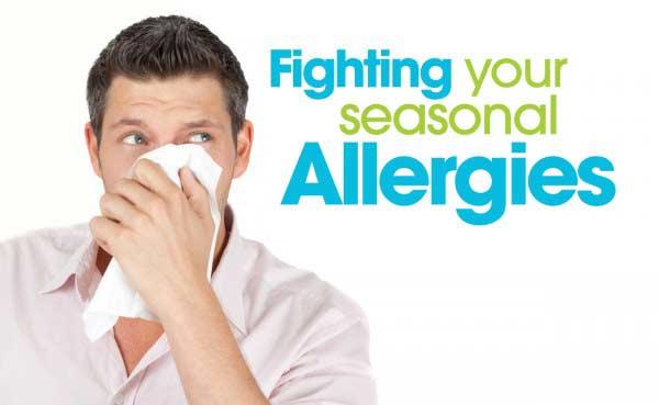 الحساسية الموسمية و تجنب الاصابة Seasonal Allergy