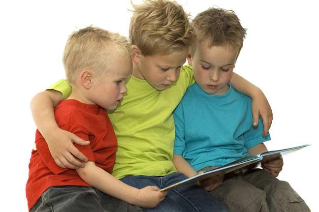 أهمية الكتاب والمكتبة في حياة الطفل