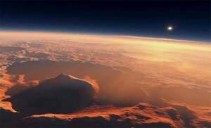 الكربون يؤكد وجود المياه على المريخ