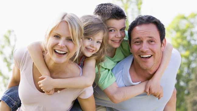 دور الأطفال في الحياة الزوجية