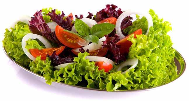 خضراوات بزيت سمك مفيدة للقلب