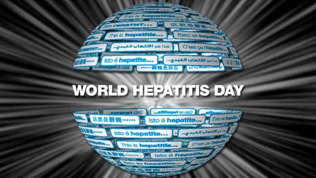 اليوم العالمي لمكافحة التهاب الكبد