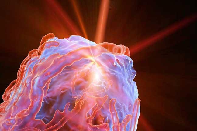 الليزر يساعد في التغلب على الأورام السرطانية
