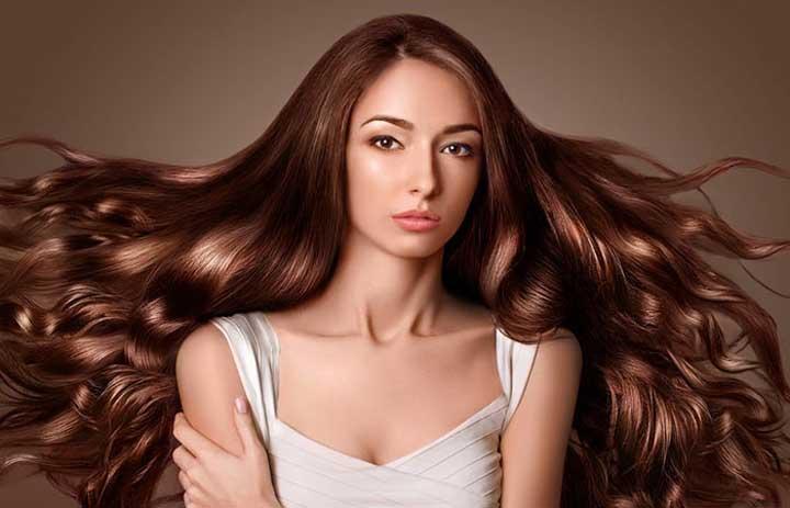 وصفة لتلميع الشعر