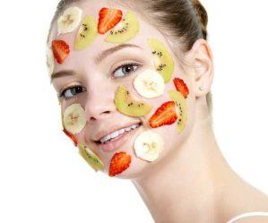 تبييض البشرة بالخضر والفواكه