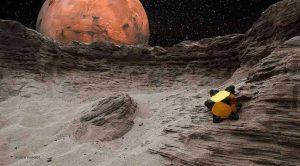 ناسا تبتكر روبوتات تتحرك بالقفز والشقلبة لاستكشاف المذنبات
