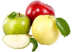 تفاحة .. في اليوم