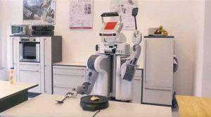 الروبوتات تدخل المطبخ مع إمكانية التعلم الذاتي