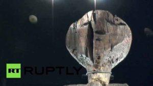 """وثن """"شيغير"""" أقدم من الأهرامات بضعفين يعرض على الجمهور في يكاترينبورغ"""
