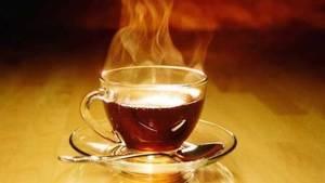 كأس شاي يوميا يقيك الجلطة الدماغية
