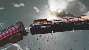 مؤسسة السكك الحديدية الروسية تدرس موضوع إنشاء قطارات تحلق في الفراغ