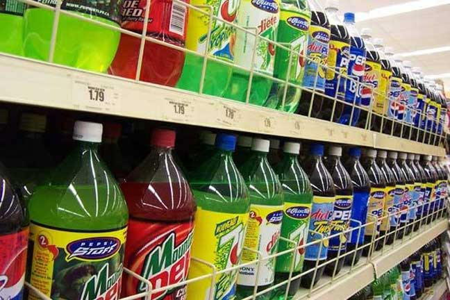 اتقِ ضرر المشروبات الغازية على صحتك