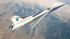 ناسا تطلق برنامج X-plane للطائرات الخارقة