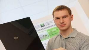 طالب روسي يطور كاميرا للكشف عن المجرمين