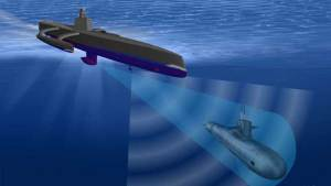 أول رحلة بحرية لروبوت أمريكي تحت مائي يصطاد الغواصات