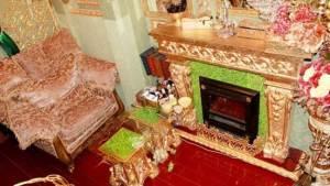 روسيا: أغرب عرض لبيع شقة روسية مطلية بالذهب