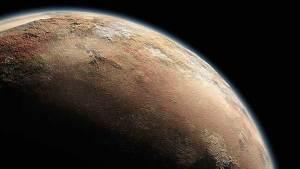 بلوتو كان يشهد هطول أمطار نيتروجينية منذ مليون عام