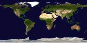 العلماء يؤكدون وحدة القارات القديمة في الكرة الأرضية
